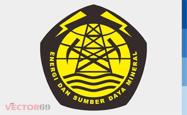Logo Kementerian ESDM (Energi dan Sumber Daya Mineral) - Download Vector File EPS (Encapsulated PostScript)