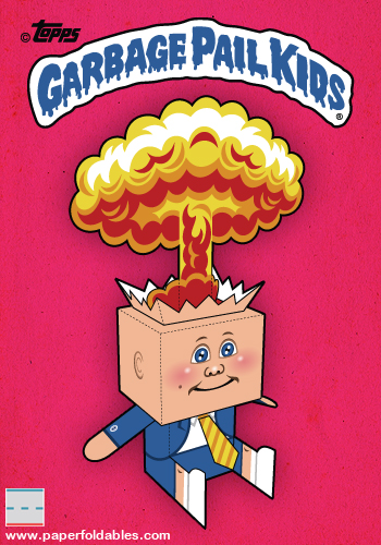 garbage pail kids coloring pages - game kid and video games on pinterest