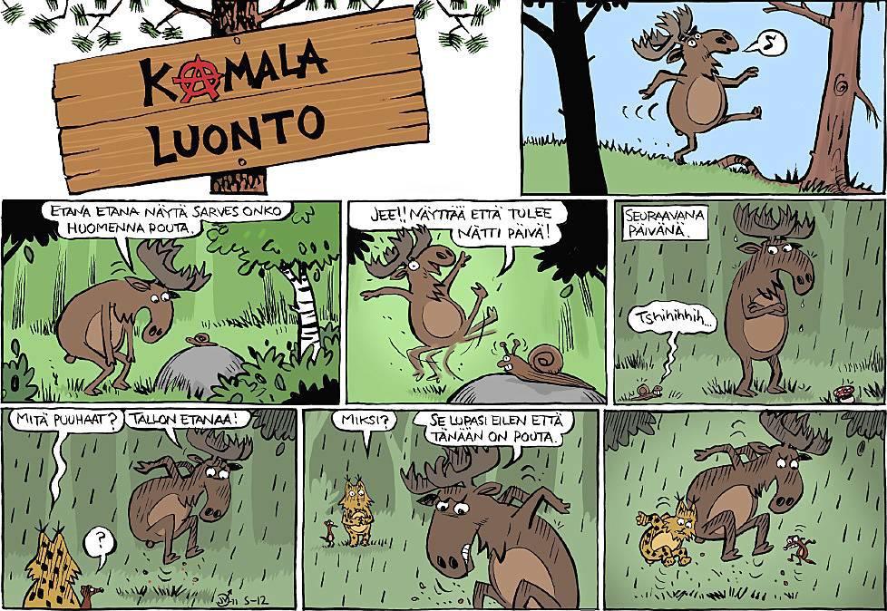 Kamala Luonto