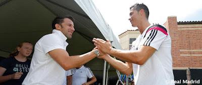 Del Piero: Datanglah ke Juventus, Ronaldo
