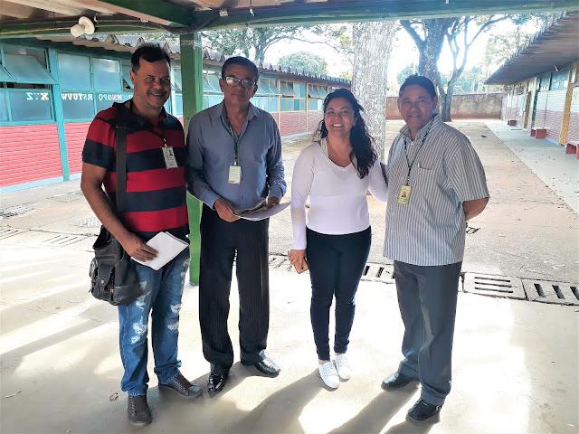 Câmara em Movimento realizou visita técnica ao Cruzeiro