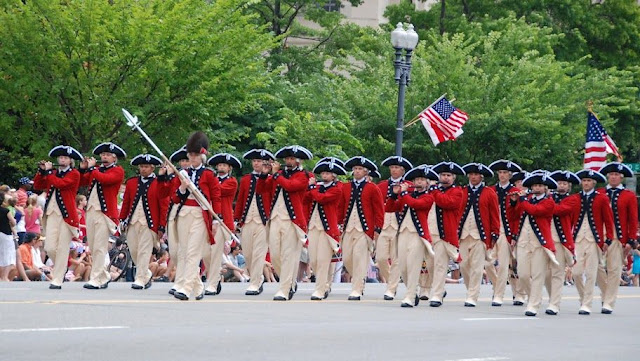 4th Of July 2017 Parades & Fireworks In Washington, DC