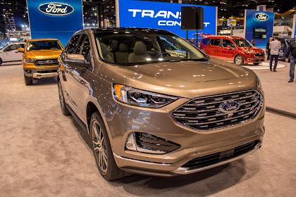 2019 Ford Edge titanium Review, Specs, Price