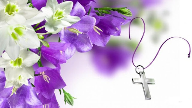 Easter Flower Around The World