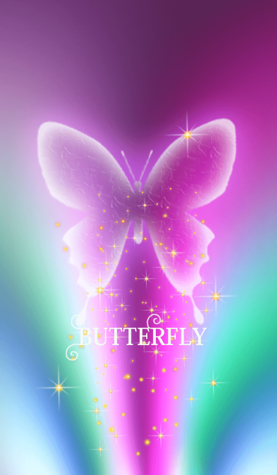 butterfly's room*Gradation