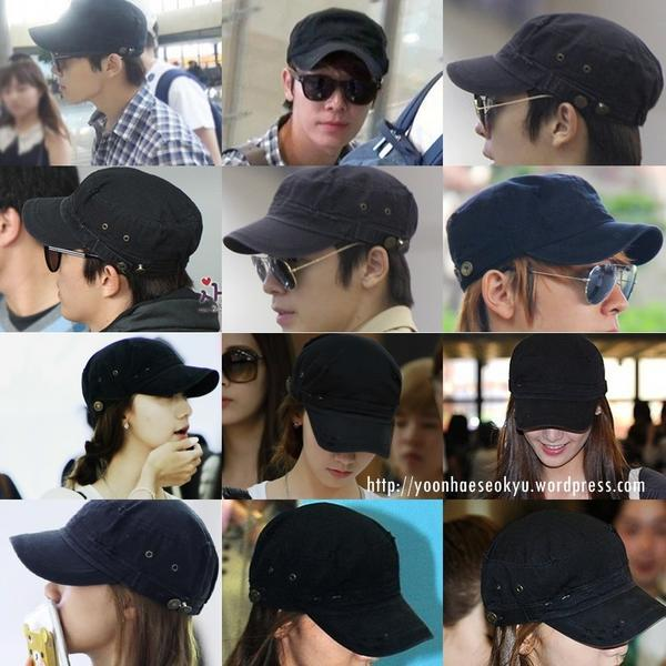 Is yoona dating donghae couple