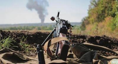 На Донбассе погибли еще 3 украинских военнослужащих