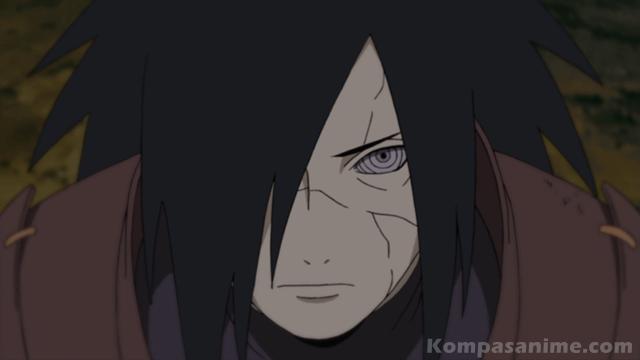 salah satu pemilik rinnegan asli terkuat di Naruto