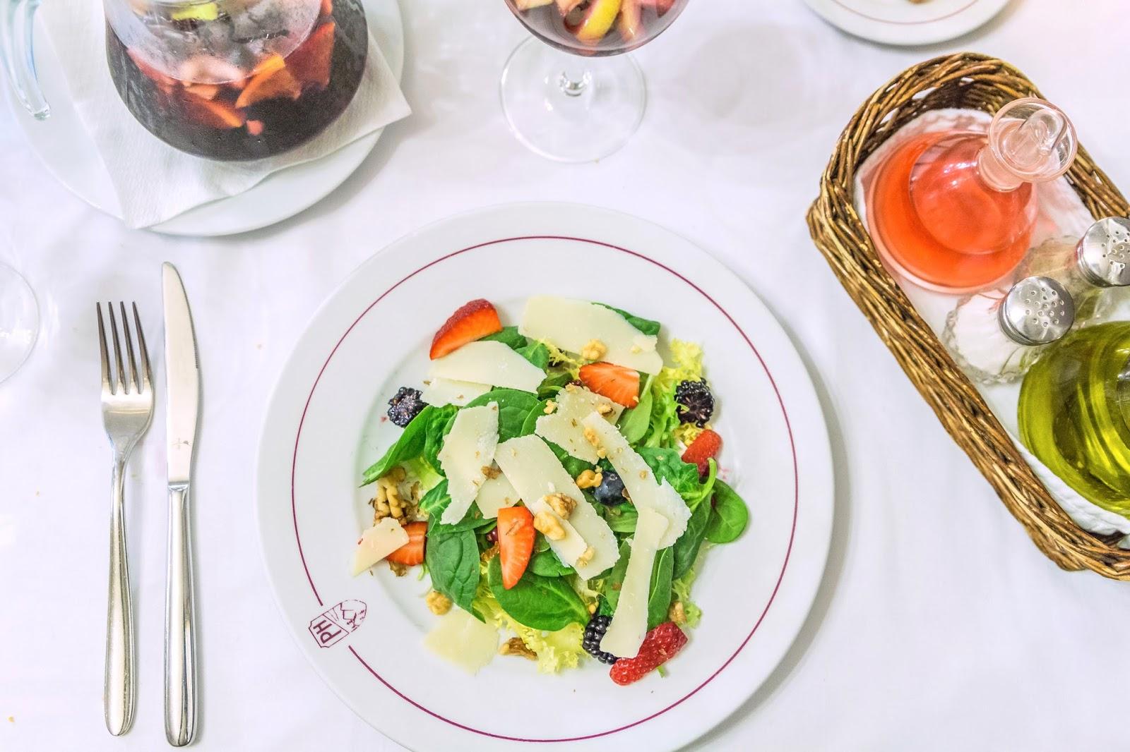 Andorre La Vieille restaurant