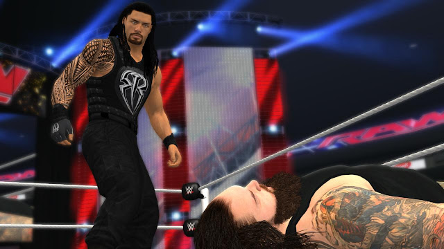 WWE 2K16 Full Version