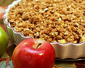 Extra-Crispy Apple Crisp