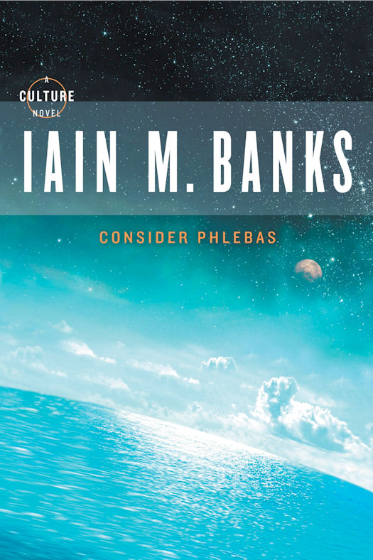 Consider Phlebas by Iain M. Banks Being Adpated for TV by Amazon Studios