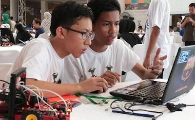 Kemenag Siapkan Hadiah Puluhan Juta Dan Perjalanan Ke Jerman Bagi Pemenang Komptesi Robot Madrasah 2016