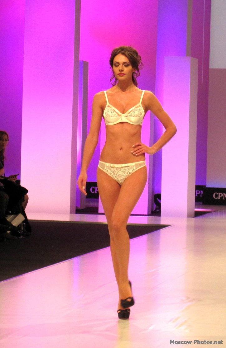Lingerie Fashion Show at Collection Premiere Moscow - Vanda Catucci