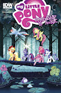 MLP Friendship is Magic #31 Comic Cover Retailer Incentive Variant