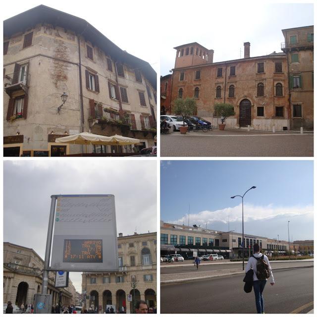 Um dia em Verona