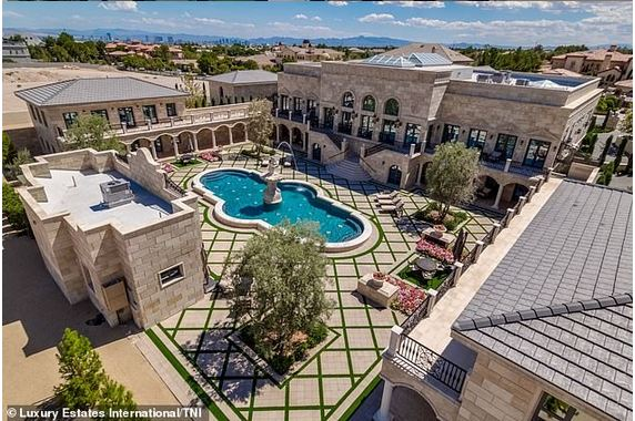 floyd-mayweathers-new-10million-mansion-in-las-vegas-photos Naijaslog