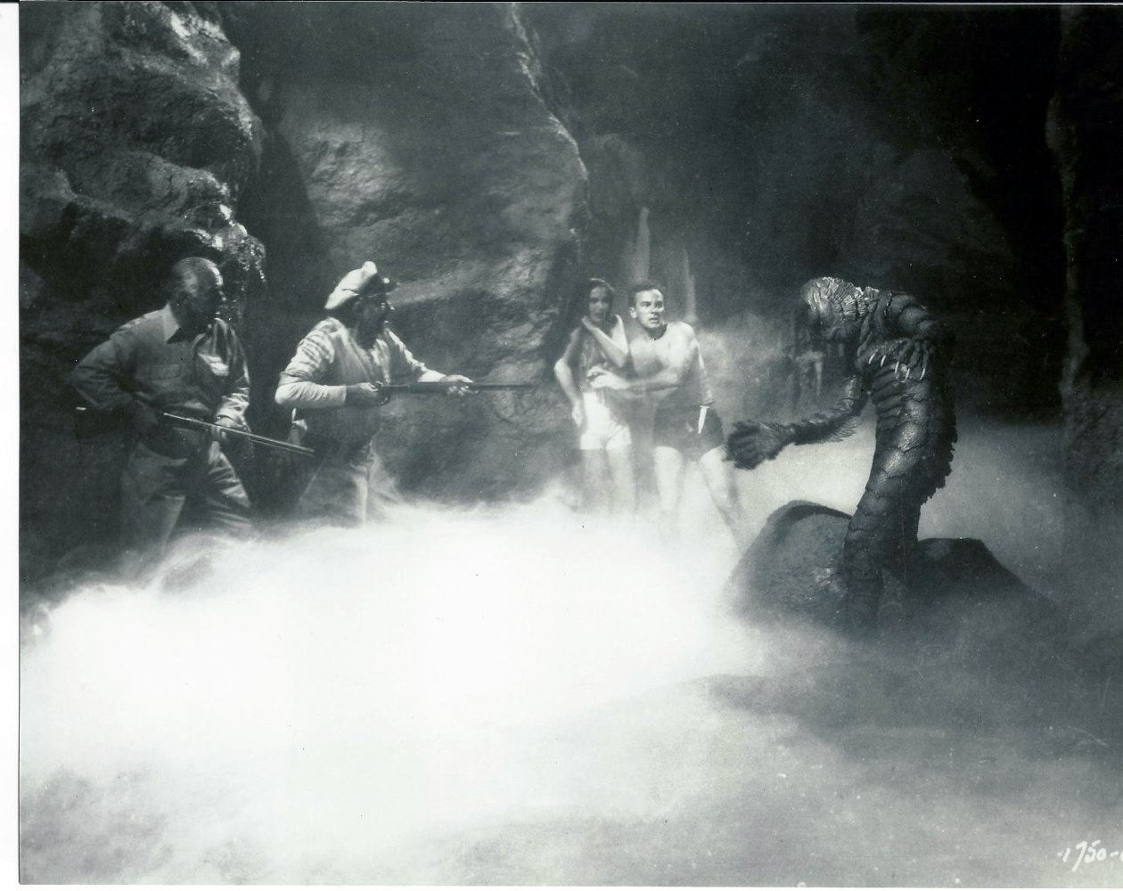 Creature From The Black Lagoon Full Movie Online Free