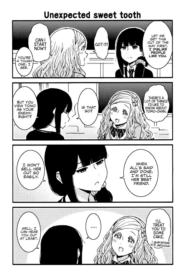 Tomo-chan wa Onnanoko! - Chapter 50