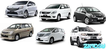 Gambar Harga Mobil Toyota