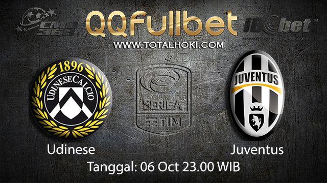 Prediksi Bola Jitu Udinese vs Juventus 06 October 2018 ( Italian Serie A )