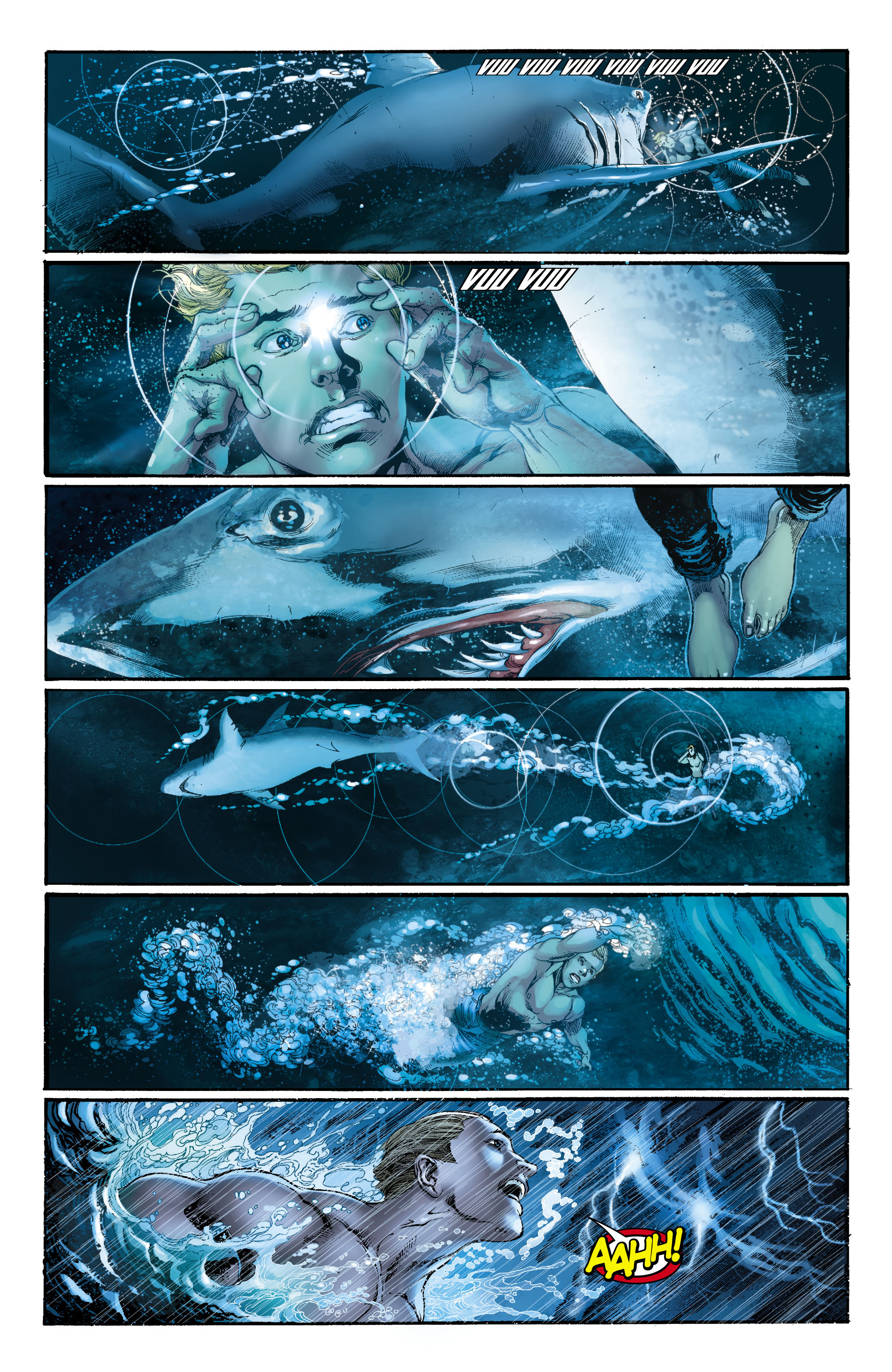 Read online Aquaman (2011) comic -  Issue #0 - 9