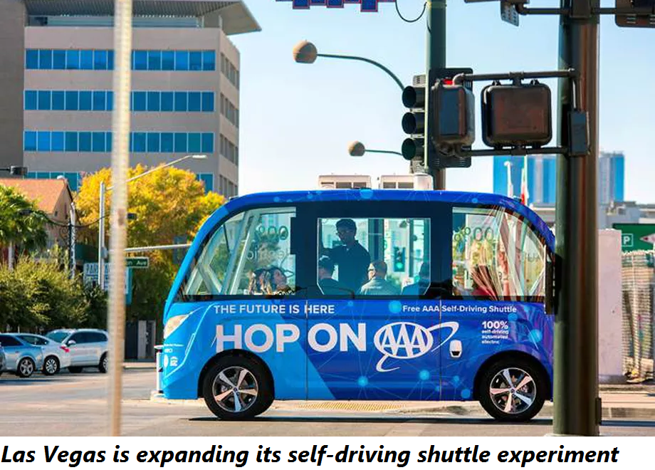 http://www.statetechnews.com/2017/11/las-vegas-is-expanding-its-self-driving.html