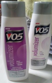 vo5 volumizer control set