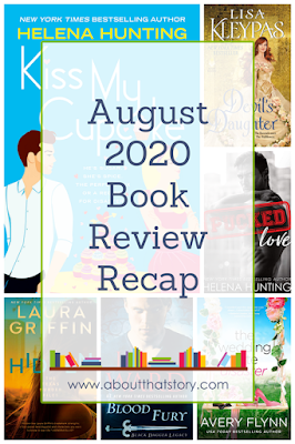 August 2020 Book Review Recap | About That Story