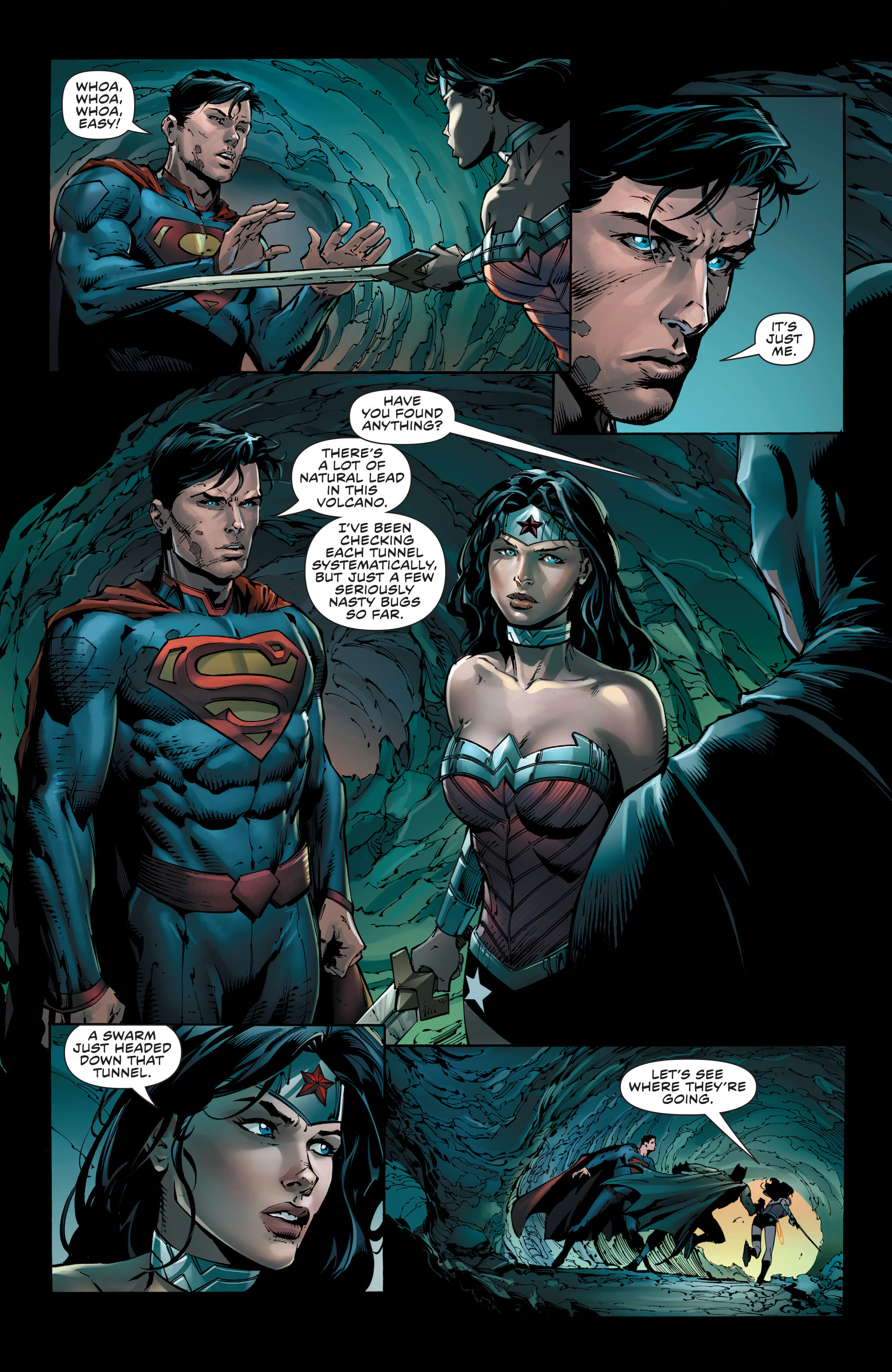 Read online Wonder Woman (2011) comic -  Issue #39 - 4
