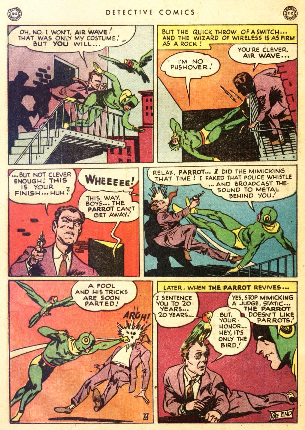 Read online Detective Comics (1937) comic -  Issue #131 - 30