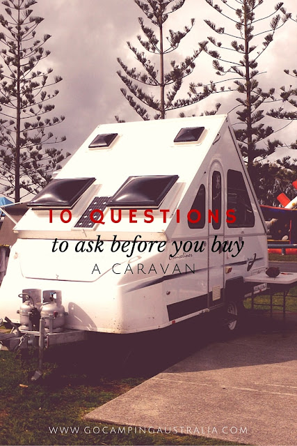 CARAVAN TIPS AND ADVICE FOR CAMPING