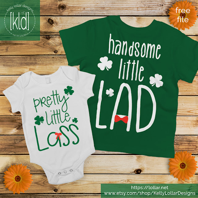 Silhouette designs, st. patrick's day, free silhouette designs