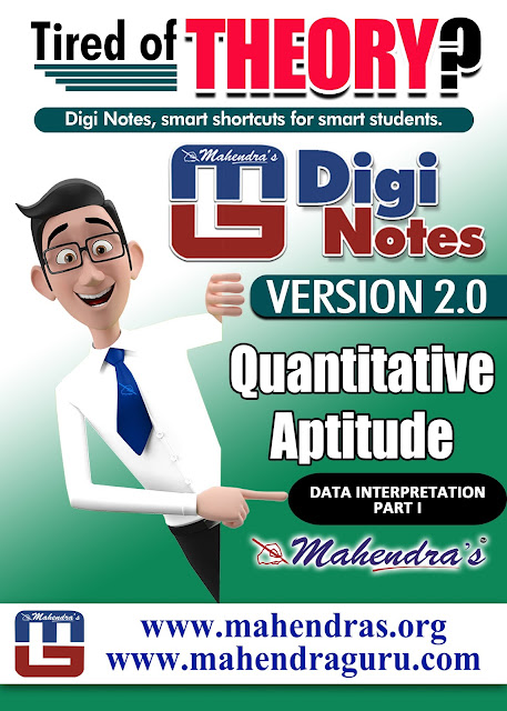 Digi Notes - 2.0 | Download Free Data Interpretation PDF for IBPS PO / RRB | 01.09.2017