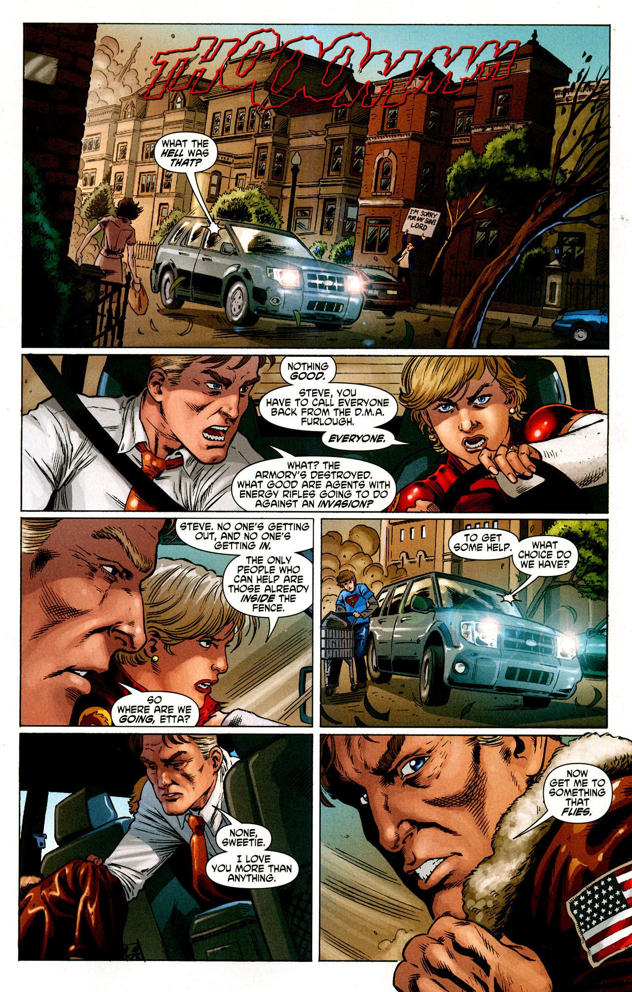 Read online Wonder Woman (2006) comic -  Issue #43 - 12
