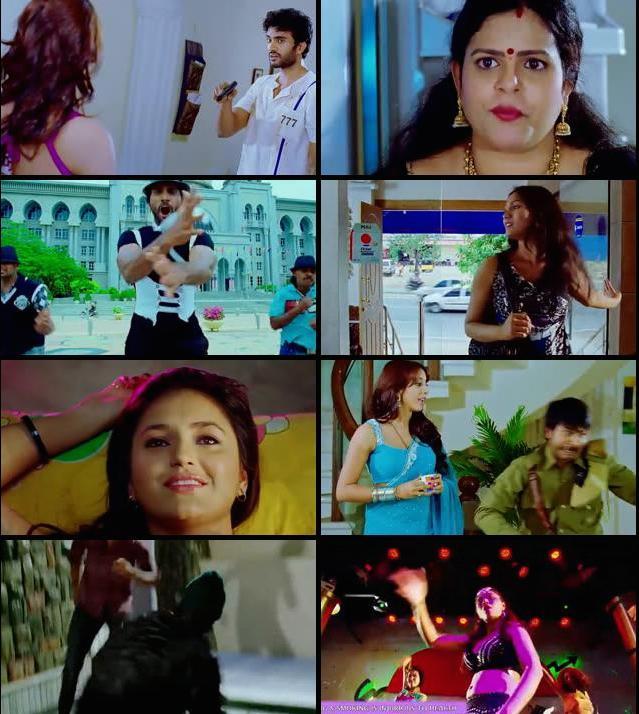 Jagan Nirdoshi 2015 Hindi Dubbed HDRip 480p