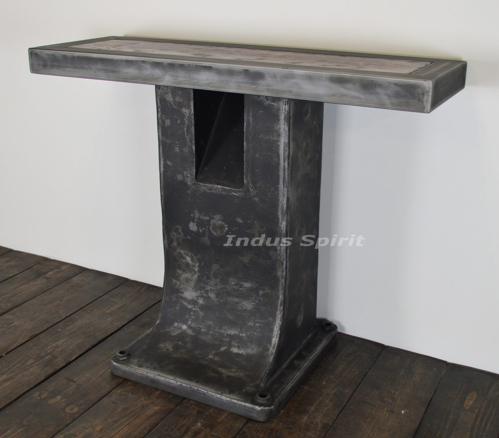Design Industriel Meuble Console Design Industriel