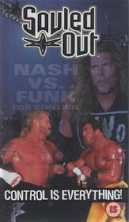 WCW Souled Out 2000 - Event poster