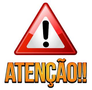 AMANHÃ (30/05) NÃO HAVERÁ AULA!