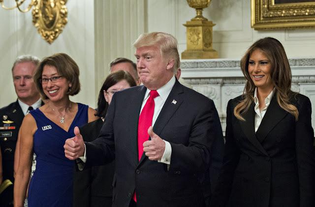 Buongiornolink - Usa, giù le mani da Cristoforo Colombo Trump proclama il Columbus Day