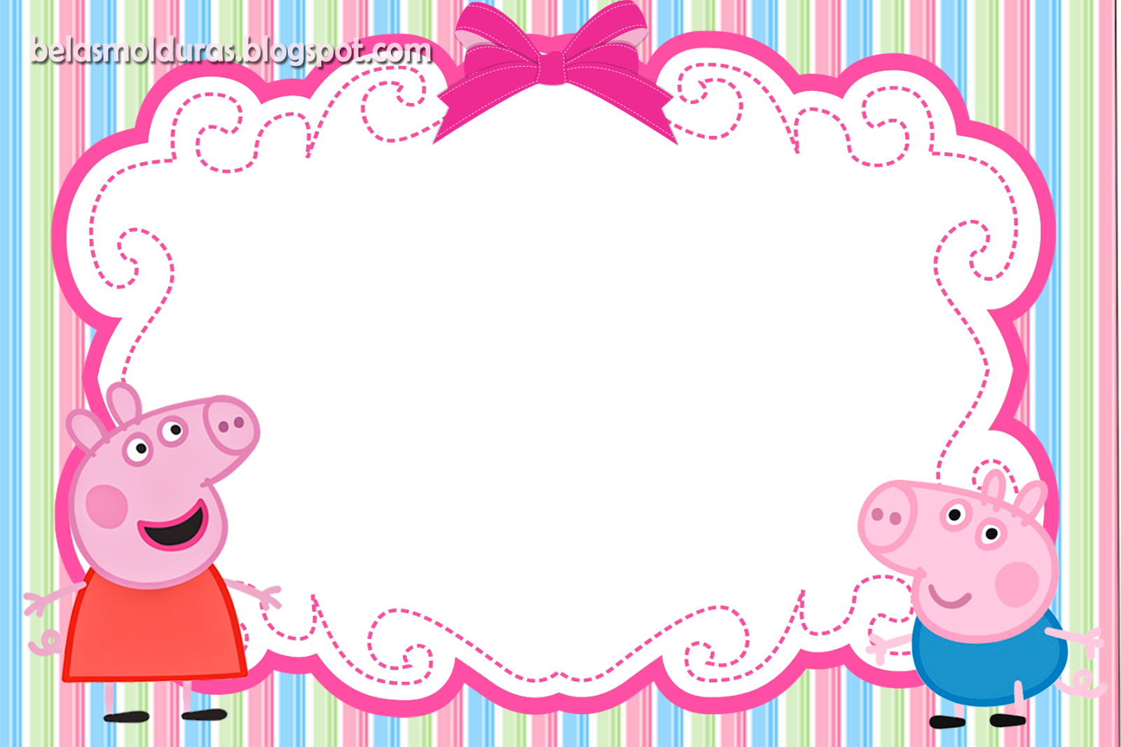 Convites De Aniversario Convites De Aniversario Peppa Pig