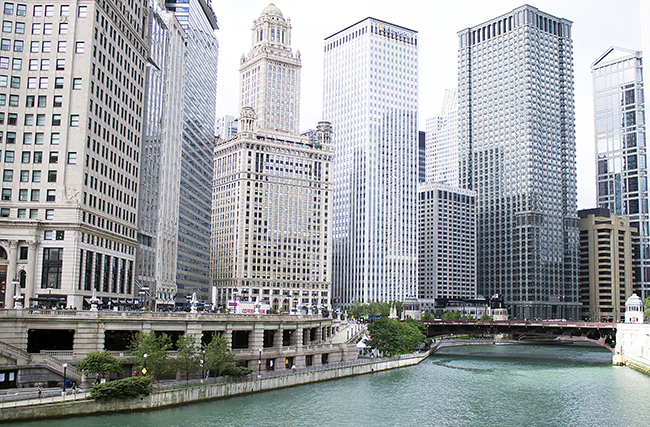 Chicago Must See: Riverwalk