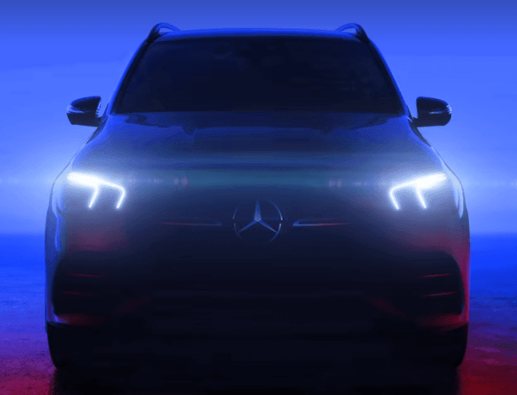 Mercedes GLE 2019 Reveals Its Sportier Face In New Teaser Video