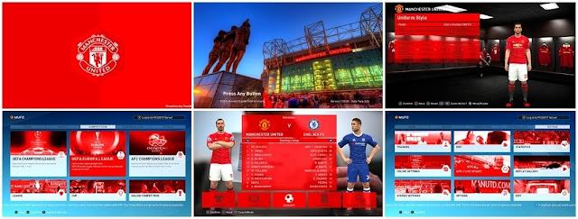 PES 2017 Manchester United Theme & Intro Movie