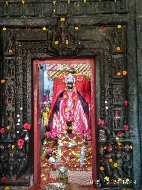 Goddess Jwalamukhi