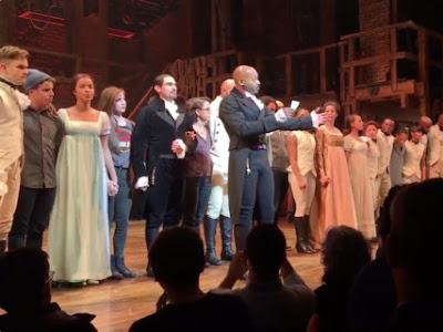 'Hamilton' Cast's Appeal to Pence Ignites Showdown With Trump