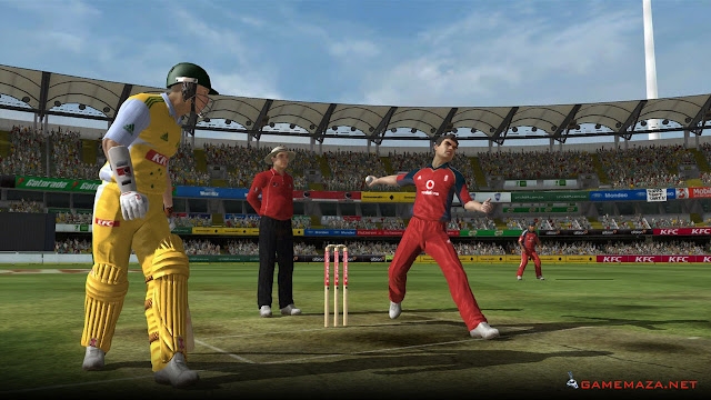 Ashes Cricket 2009 Gameplay Screenshot 3