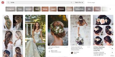 tendenze moda sposa pinterest