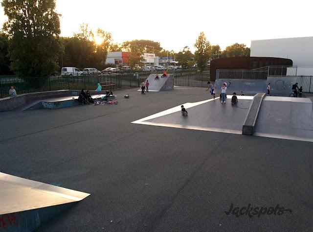 Skatepark Toulouse Valmy