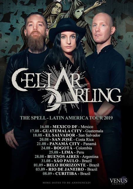 cellar darling en latinoamerica 2019
